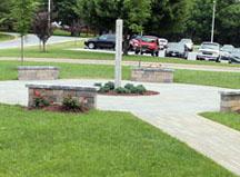 Westminster High School, Maryland, Limetone Peace Pole